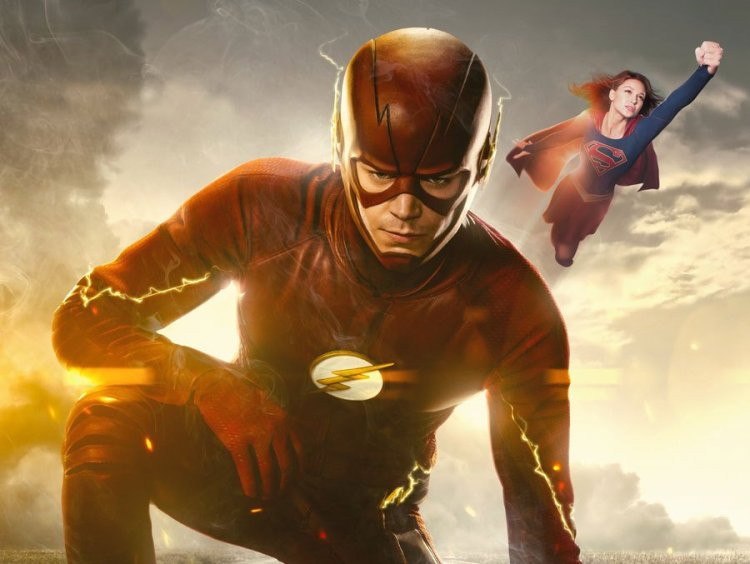 The_Flash_Supergirl