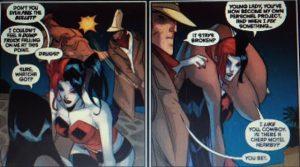 Harley vol 4 with cowboy