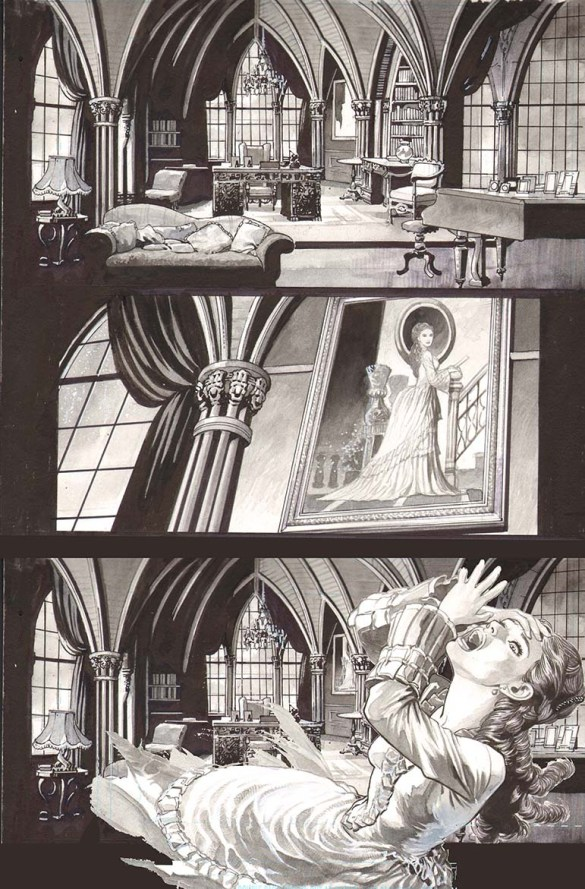 Images from Deadman: Dark Mansion of Forbidden Love