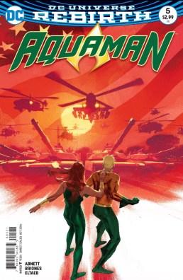 Aquaman 5 cover 1