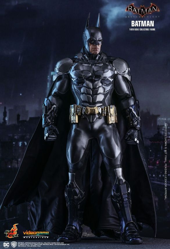 Arkham Knight sideshow statue 1/6 scale dc comics news
