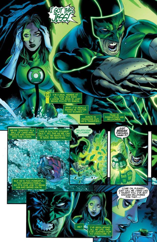 Review: Green Lanterns #20