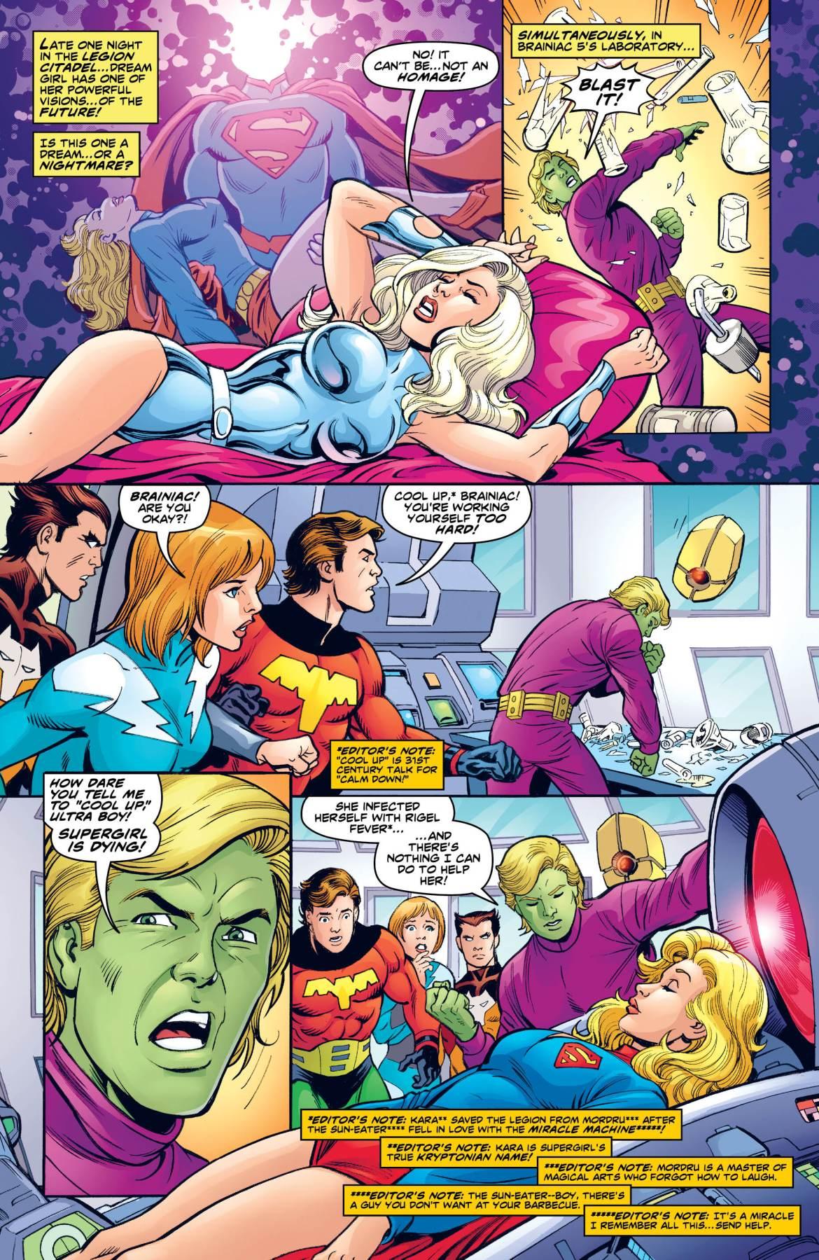 Legion of Super-Heroes Bugs Bunny 2 - DC Comics News