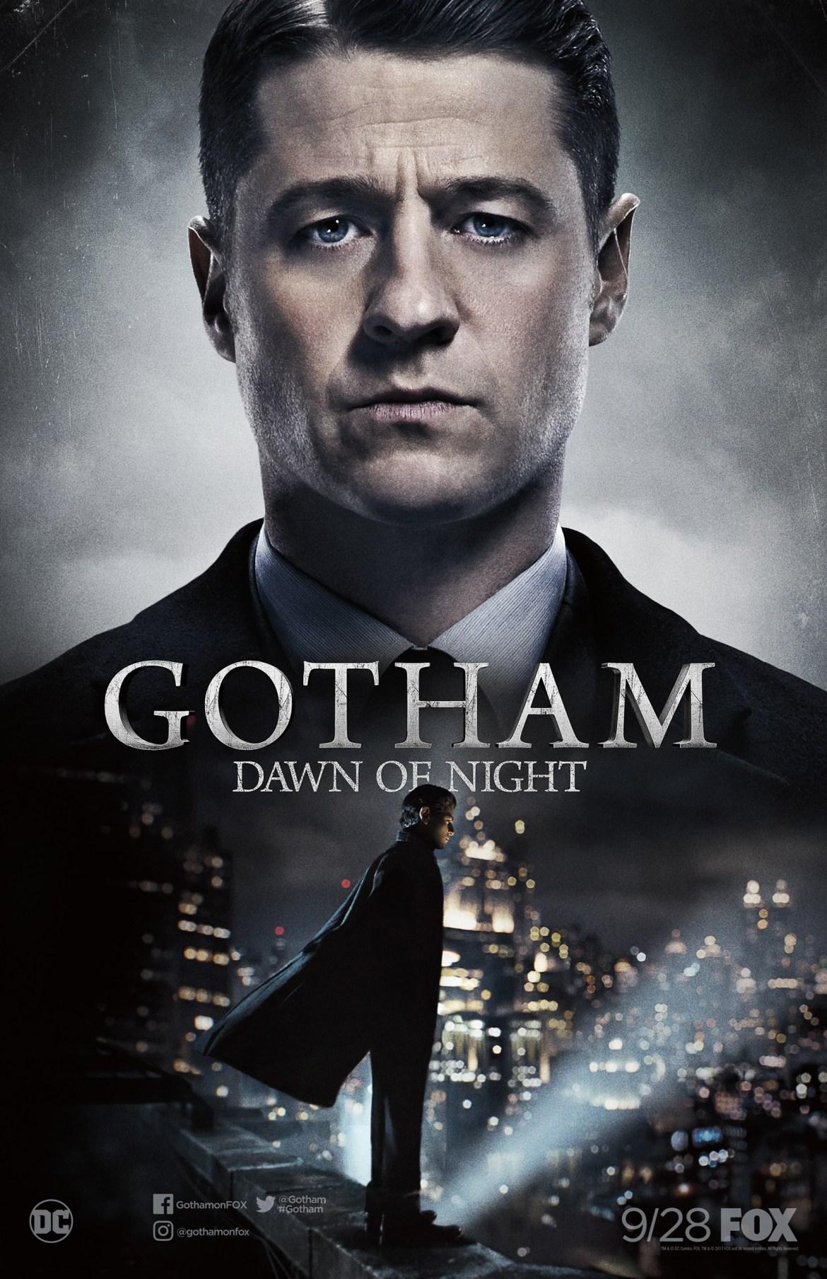 Gotham-Season-Four dc comics news