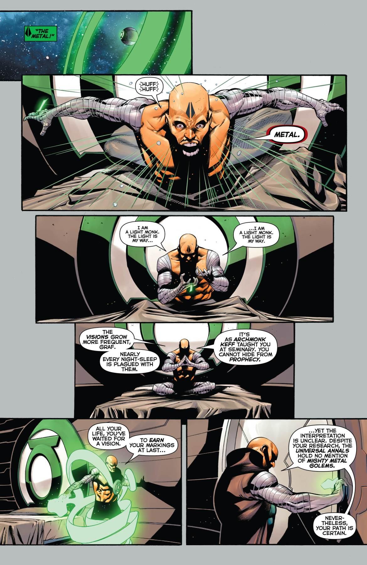 Hal GL Corps - 2 - DC Comics News