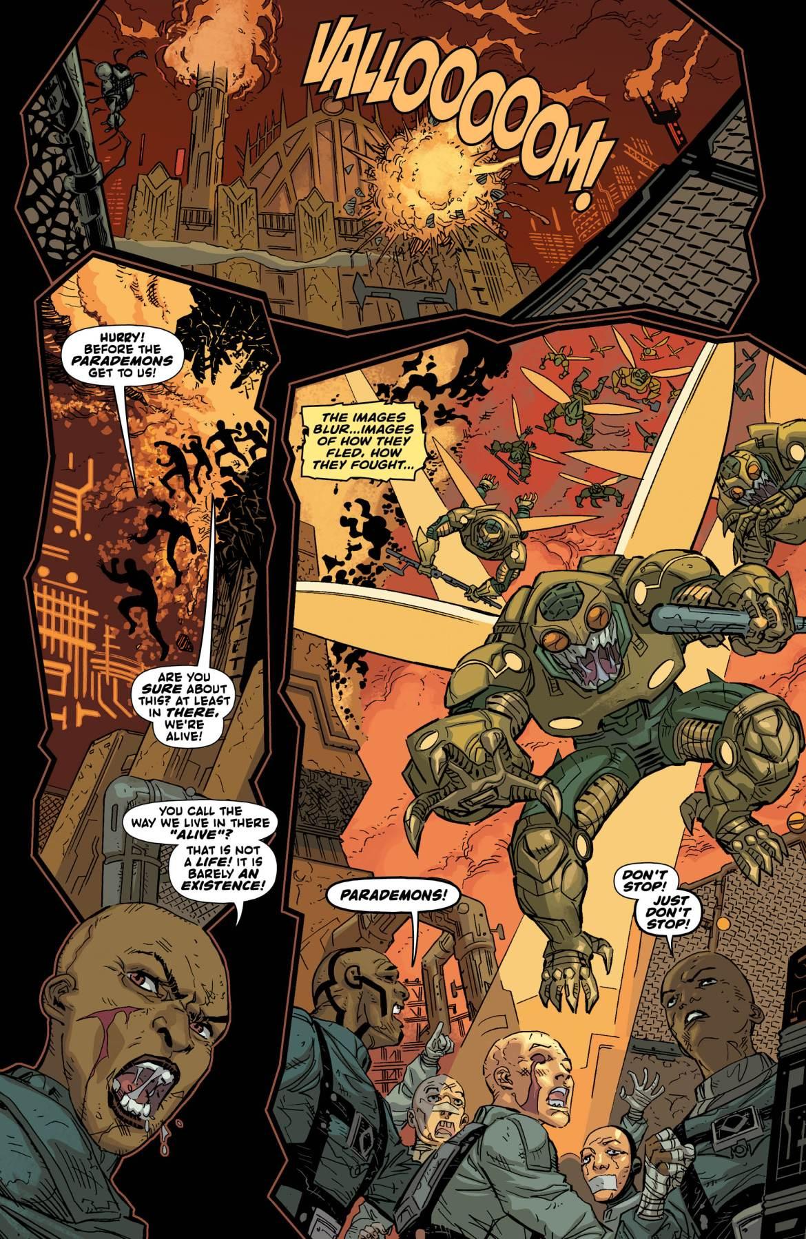 Jack Kirby Darkseid 4 - DC Comics News