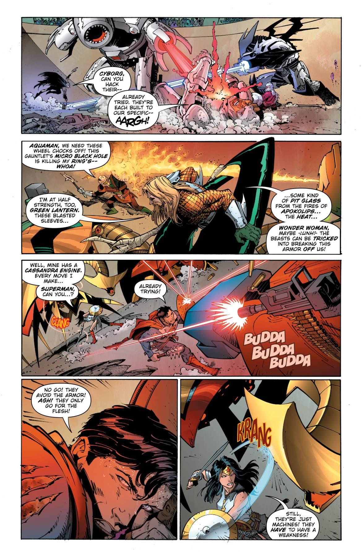Metal Page 5 - DC Comics News