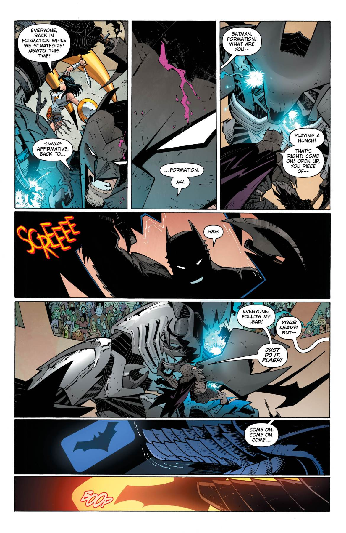 Metal Page 6 - DC Comics News