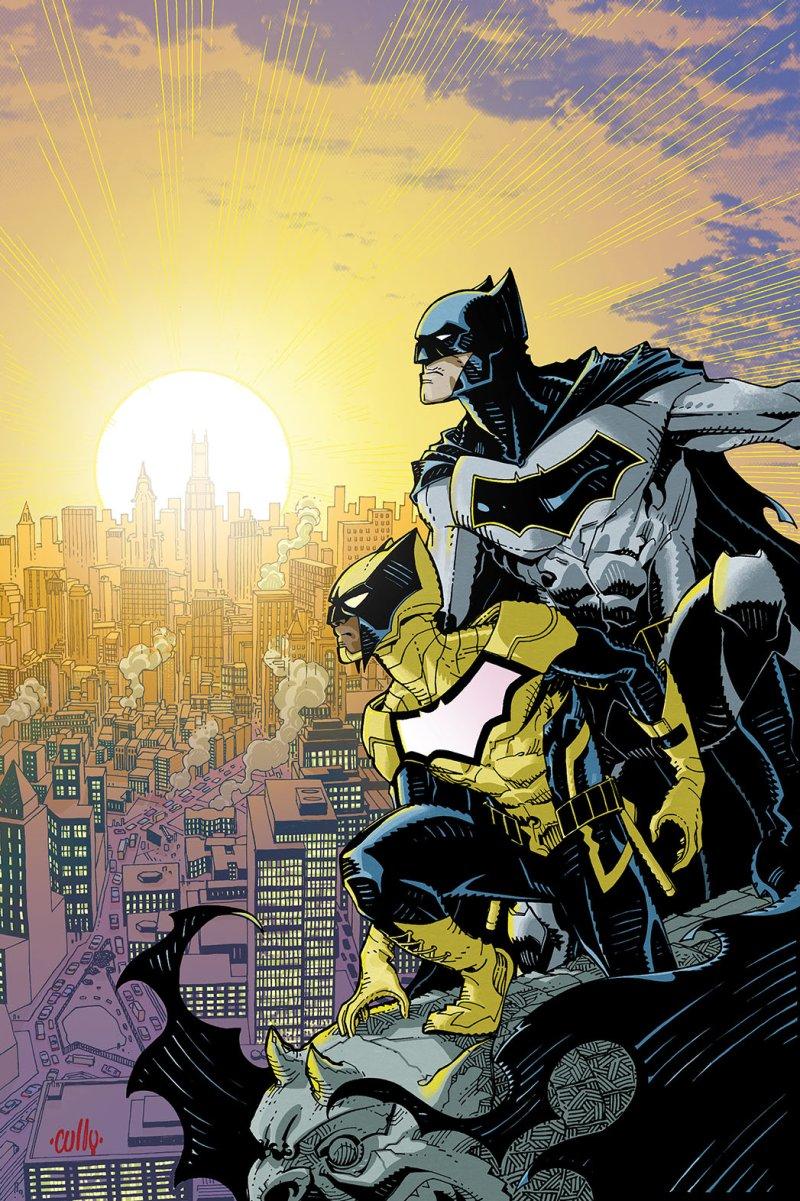 Batman and the Signal - DC Comics News
