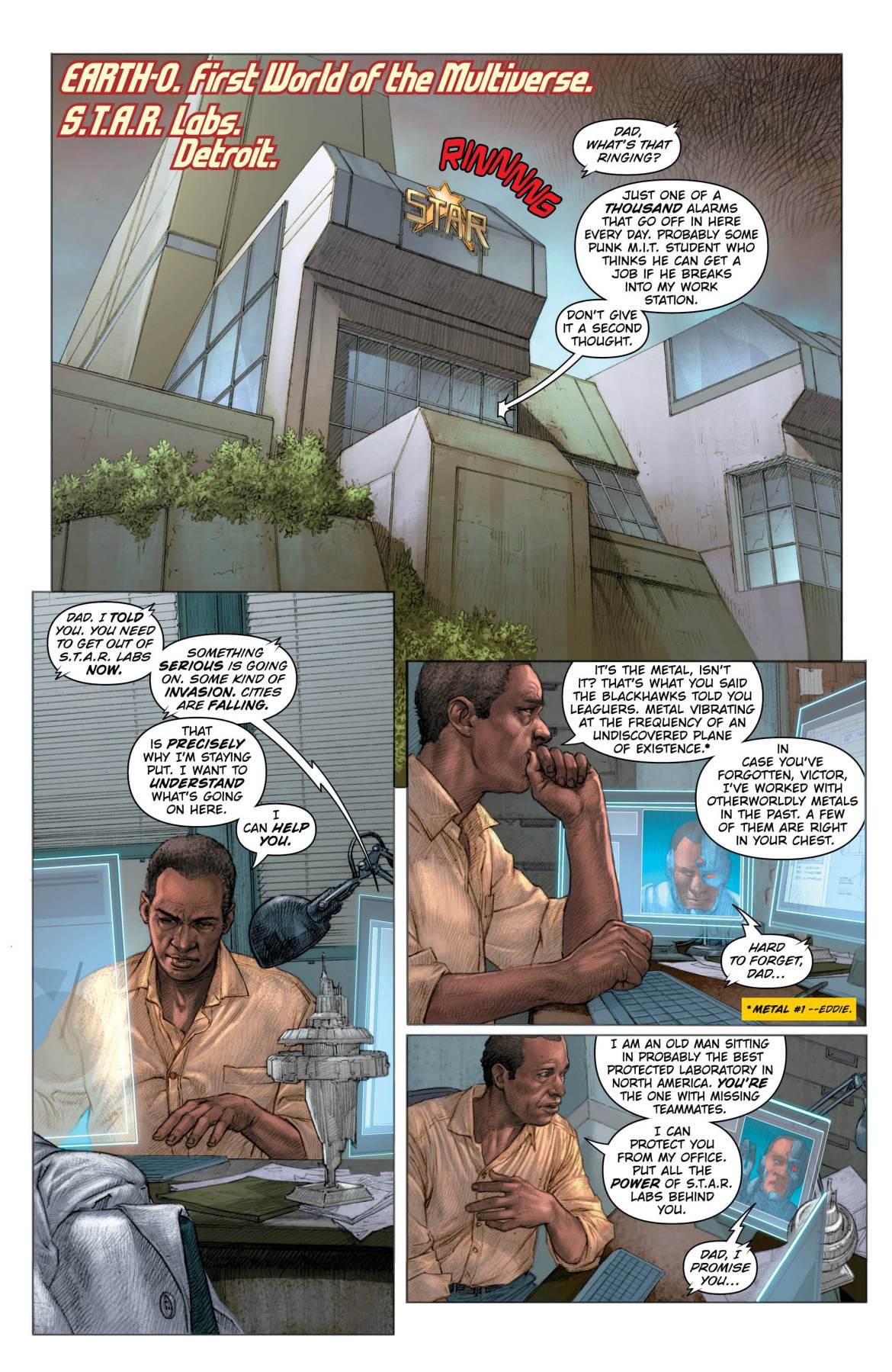 Batman Murder Machine 1 - DC Comics News