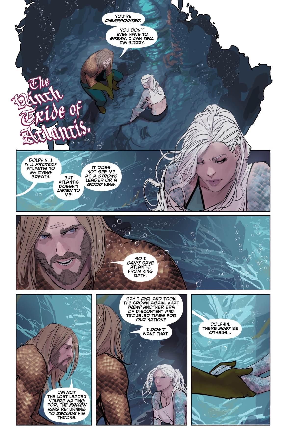 Aquaman 29.1 - DC Comics News