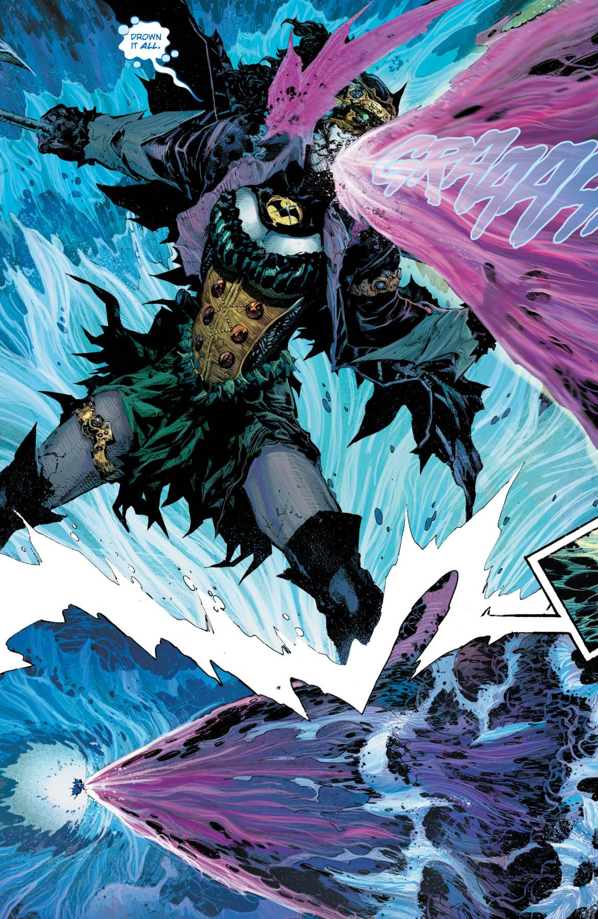 Batman the Drowned 2 - DC Comics News