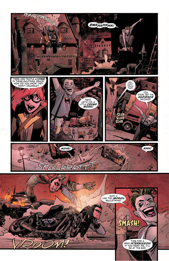 Batman White Knight 5 - DC Comics News
