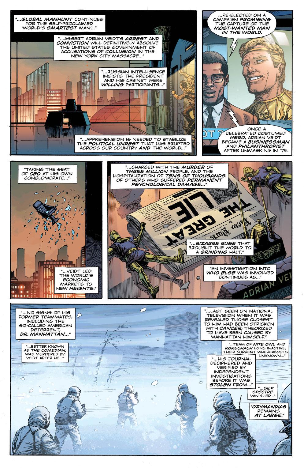 Doomsday Clock 1_3 - DC Comics News