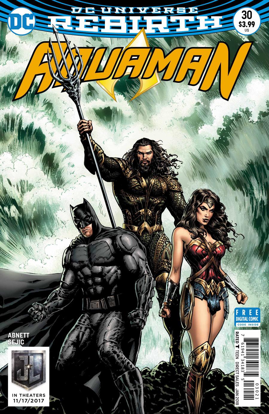 Aquaman Variant - DC Comics News