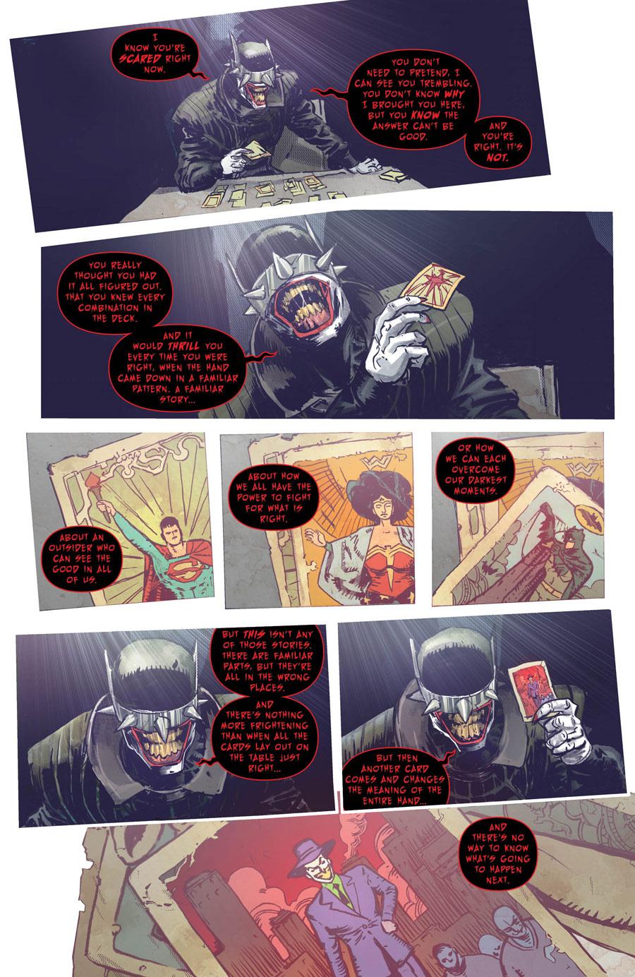 The Batman Who Laughs 1 - DC Comics News