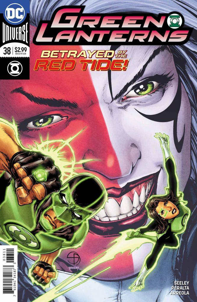 Review: Green Lanterns #38