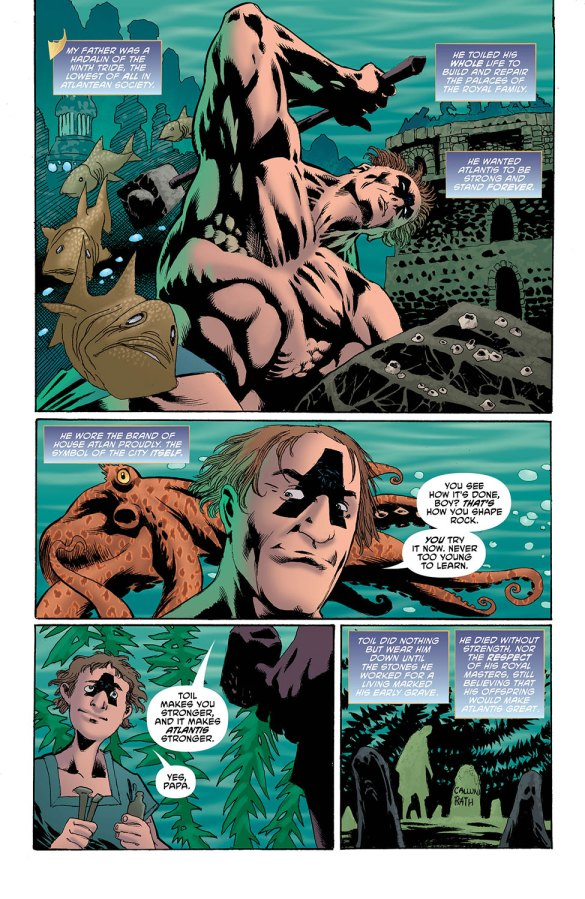 Aquaman 34-1 - DC Comics News