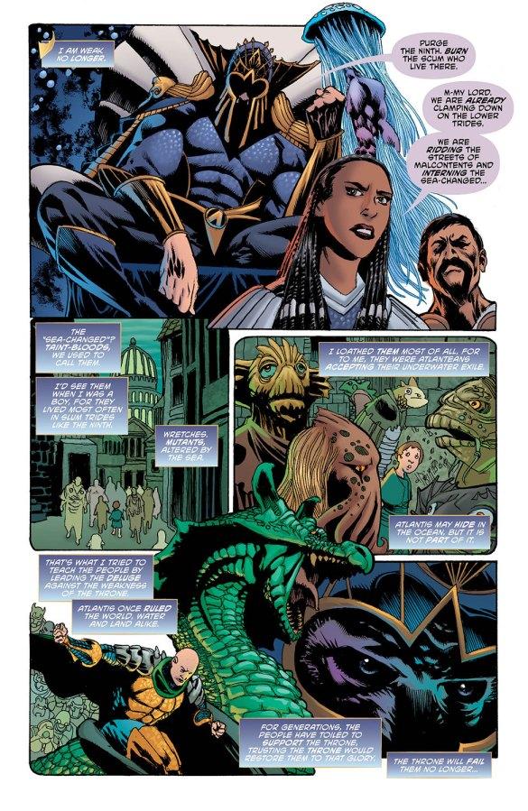 Aquaman 34-5 - DC Comics News