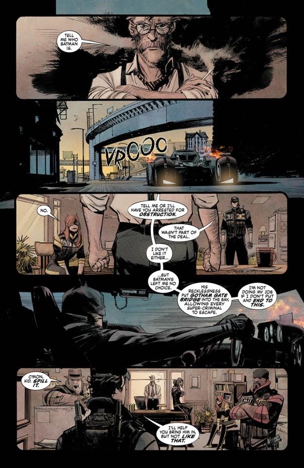 Batman White Knight 6-1 - DC Comics News
