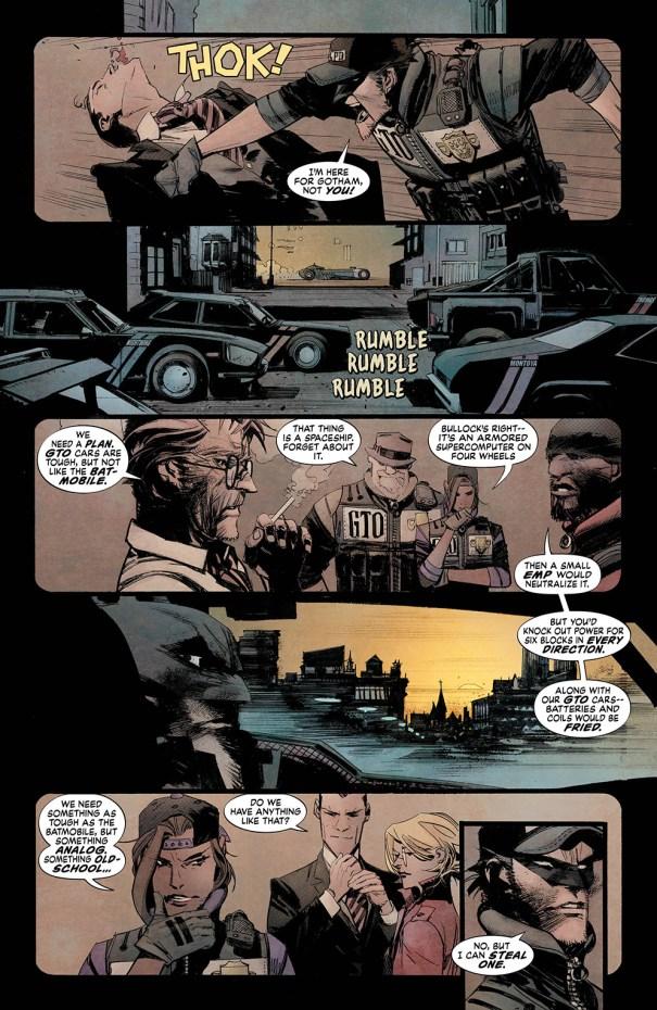 Batman White Knight 6-3- DC Comics News