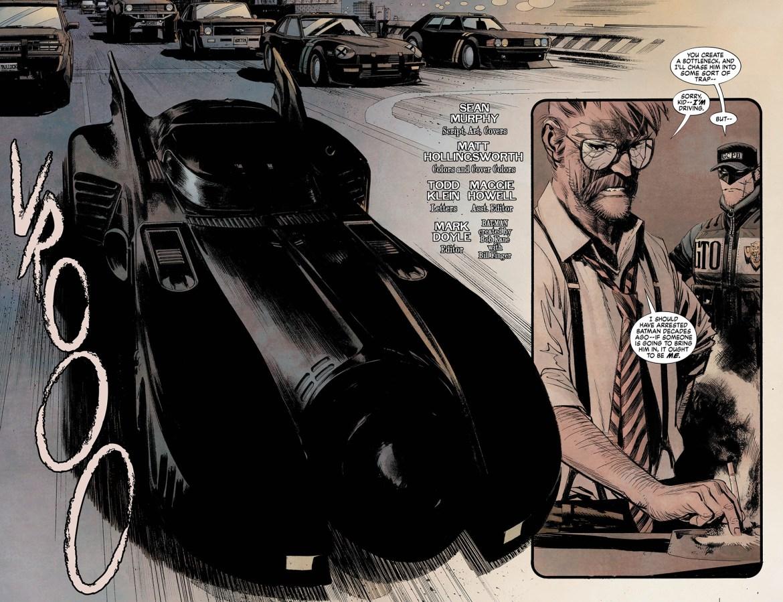 Batman White Knight 6-4 and 5 - DC Comics News