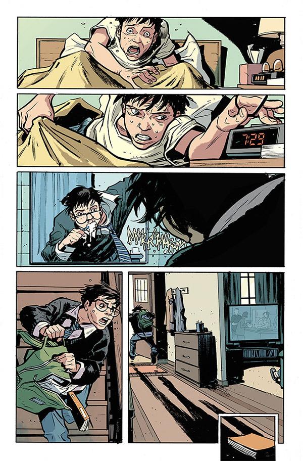 Sandman - Fowler - DC Comics News
