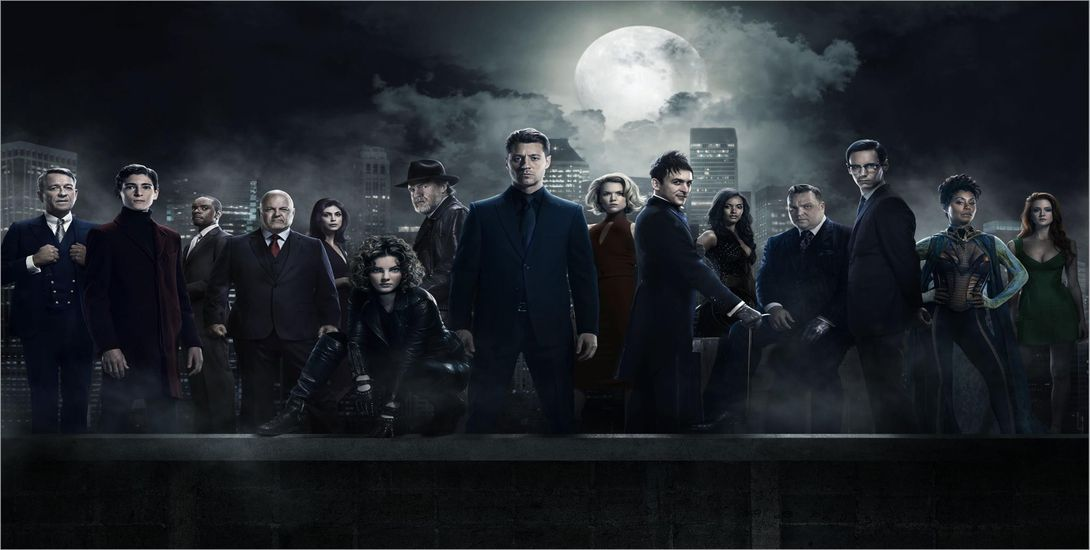 Gotham season five trailer dc comics news