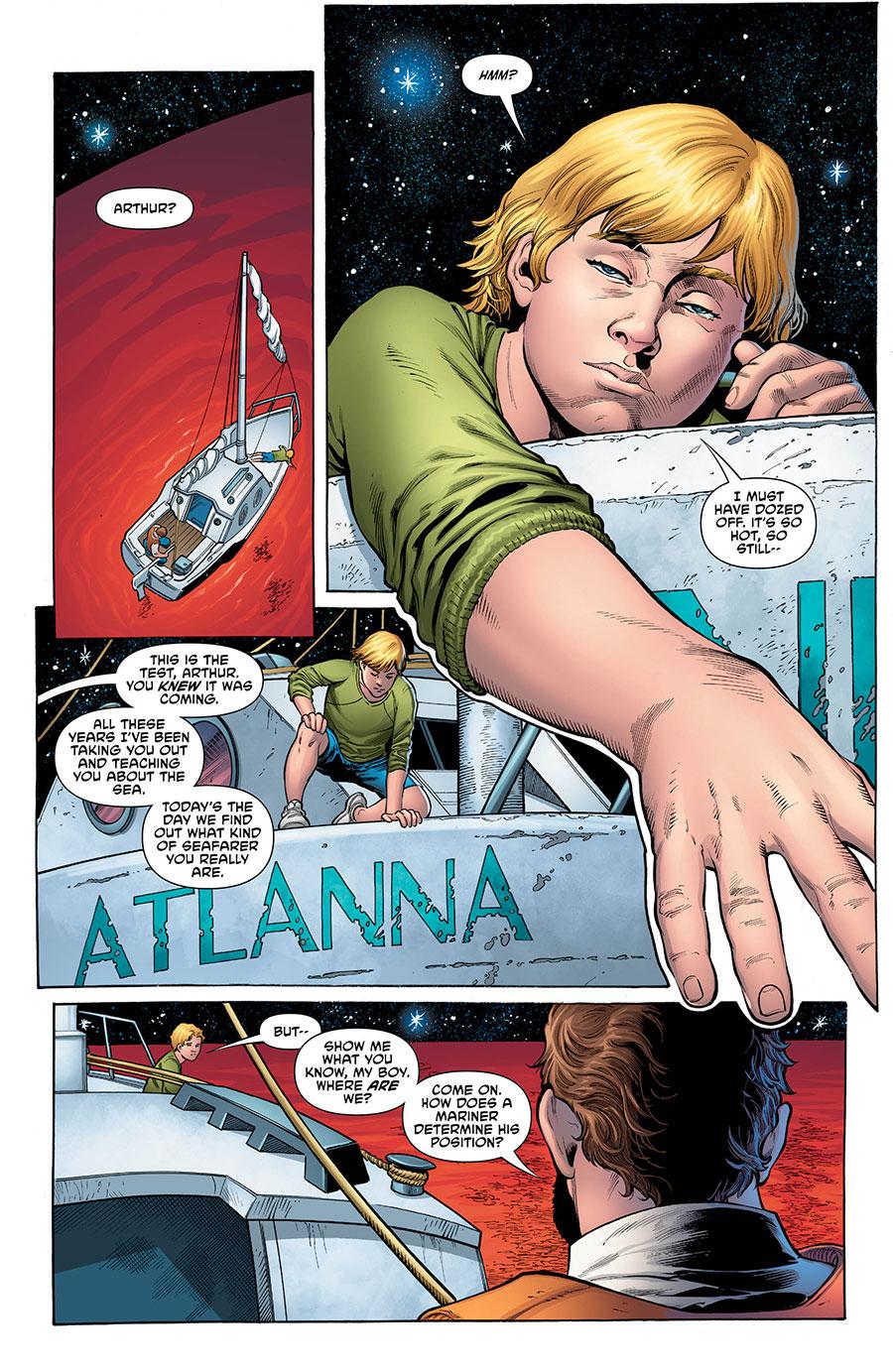 Aquaman 42-4 - DC Comics News