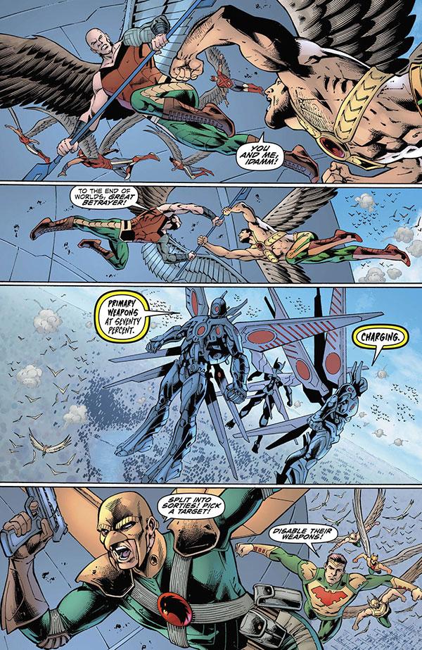 Hawkman 12 - Page 13