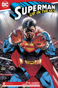 Review: Superman: Up In The Sky #2 – DC Comics