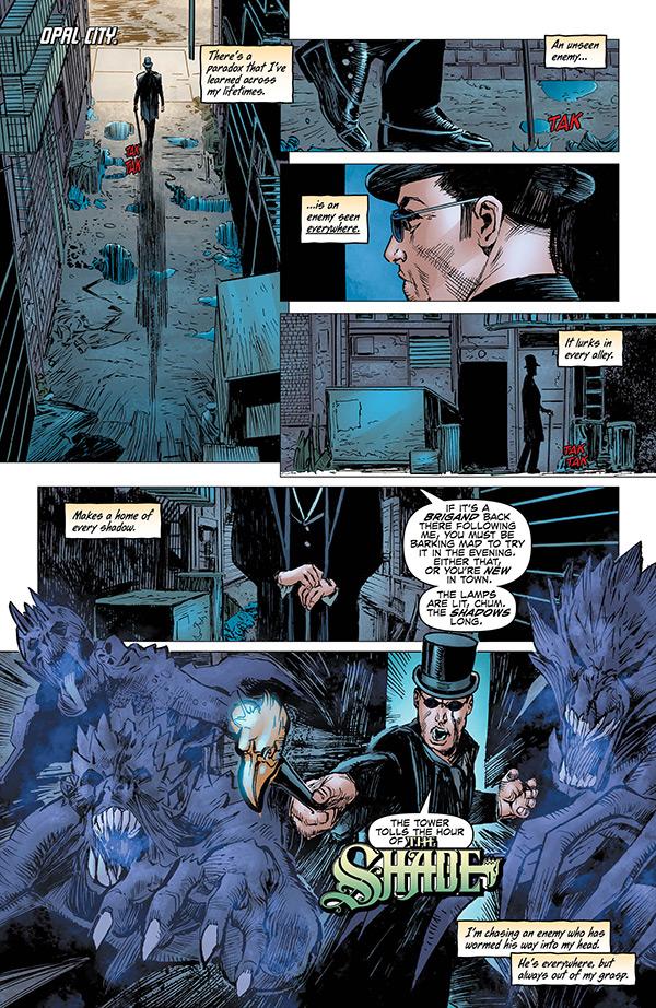 Hawkman 15 Page 1