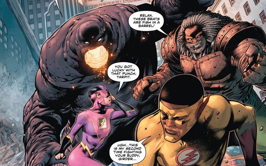 The Flash #76