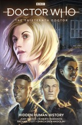 Hidden Human History - the 13th Doctor Vol. 2