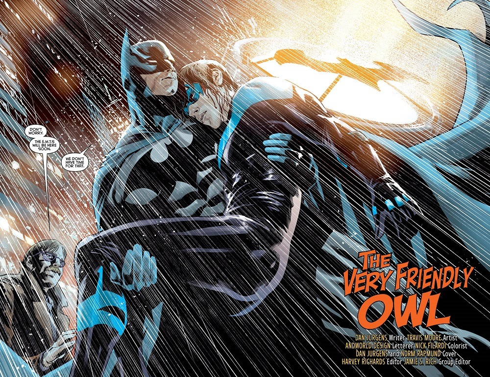 Nightwing Annual #2
