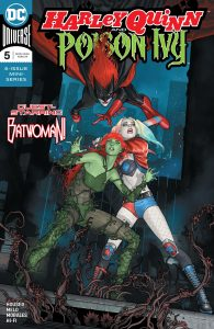 Harley Quinn and Poison Ivy #5
