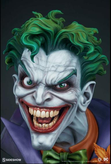 Sideshow Joker bust