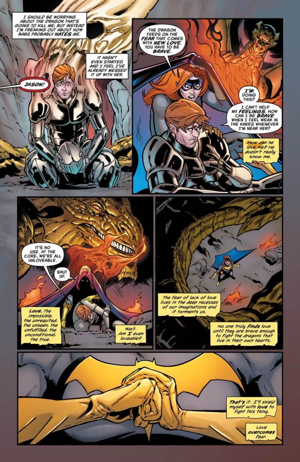 Batgirl 44