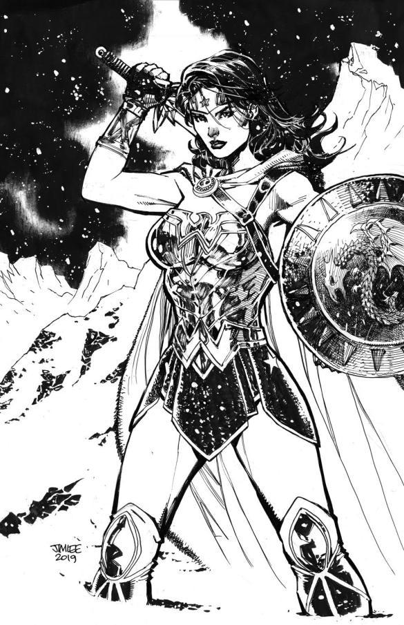 Wonder Woman Tamaki