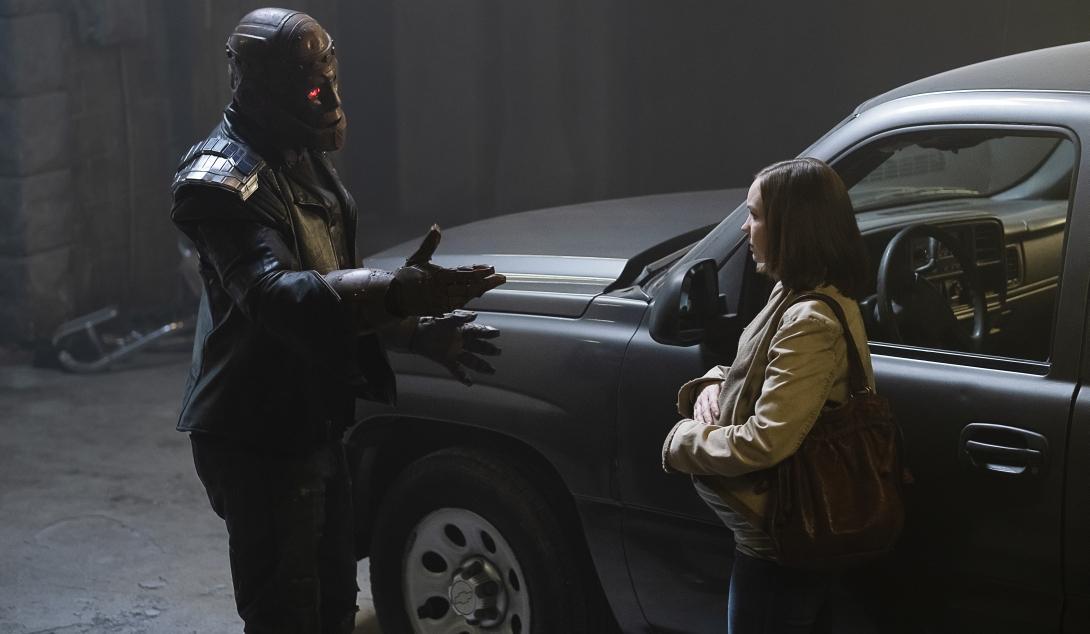 """Doom Patrol 2x08 - """"Dad Patrol"""""""