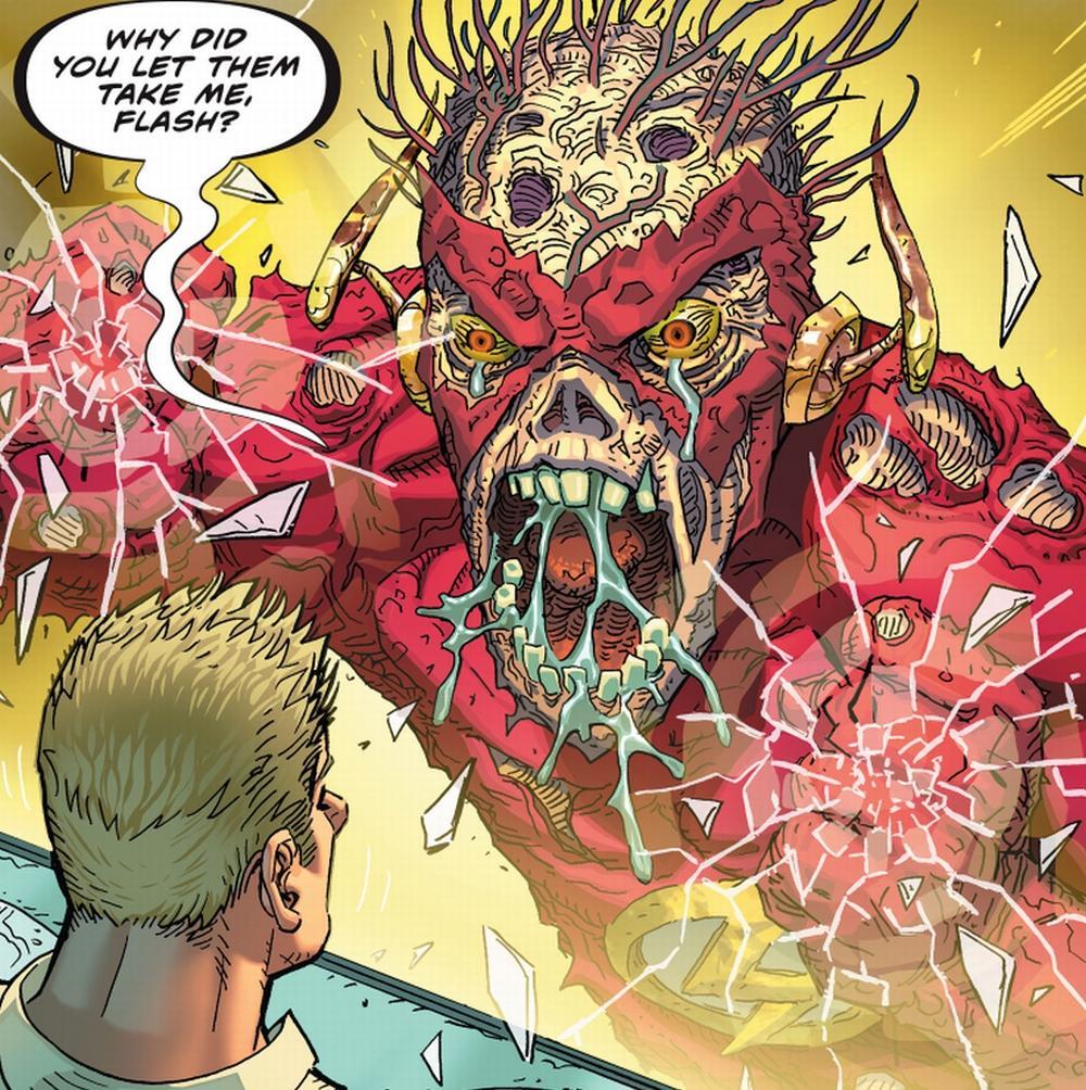 The Flash #758
