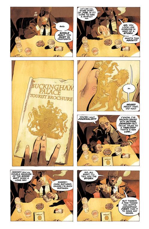 John Constantine Hellblazer #9