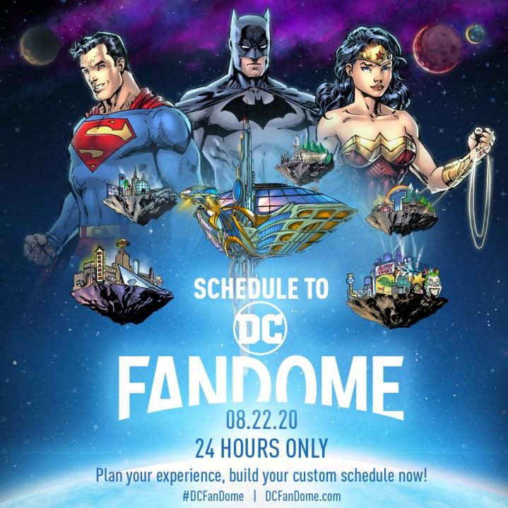 DC FANDOME DC Comics News