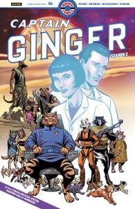 Captain Ginger Season Two #6