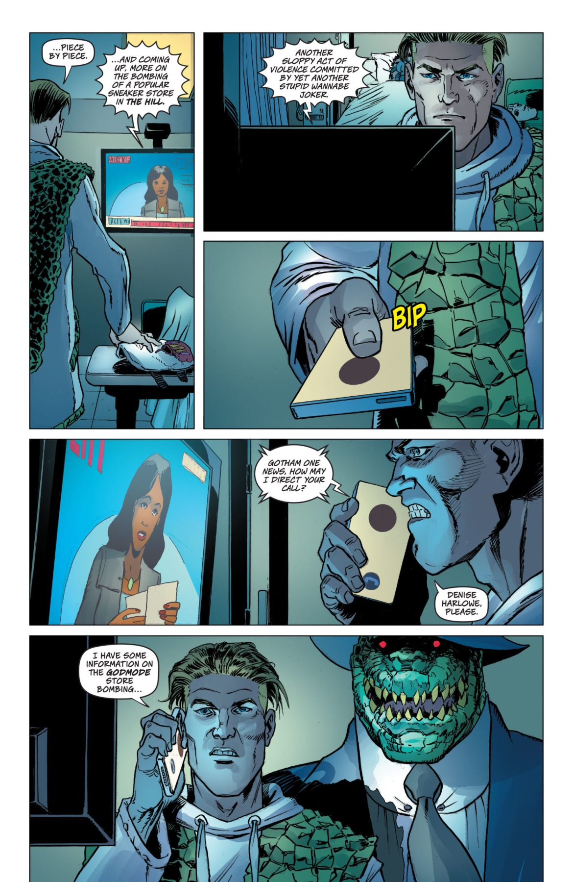Red Hood #52 Dc Comics News Reviews