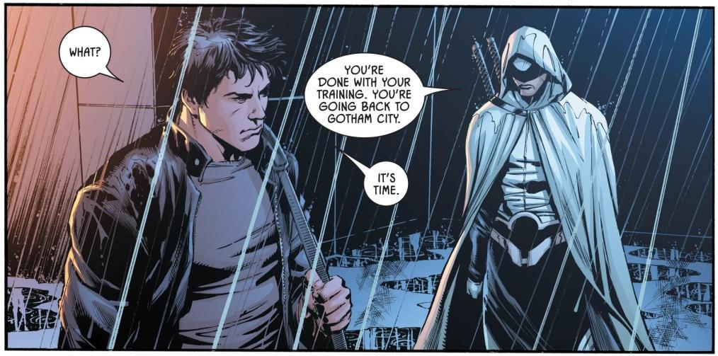 Batman #105