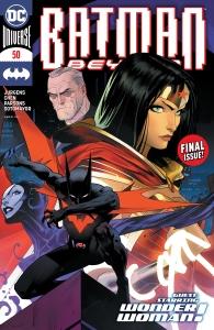 Batman Beyond #50 - DC Comics News
