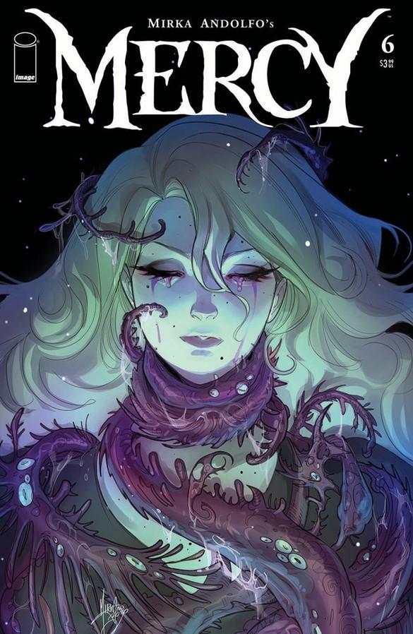 mercy dc comics news