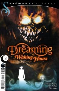 The Sandman: Waking Hours #2
