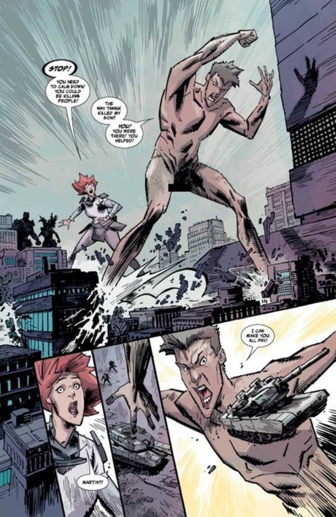 Big Girls #6 DC Comics News